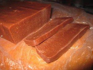 four-ingredient-chocolate-fudge